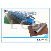 Buy cheap Easy Operated Welded Pipe Production Line 11KW Power 380V 50Hz Energy Saving from wholesalers
