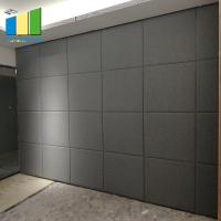 China High Partition Movable Partition Walls Divider For Convention Center / Exhibition on sale