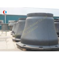 China Black Cone / Cell Marine Rubber Fender High Performance With Natural Rubber wholesale