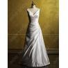 China plain designed wedding dress MR-2-0027 wholesale