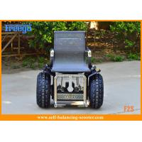 China 36V Electric Chariot Scooter , Battery Powered Wheelchairs For Old Person wholesale