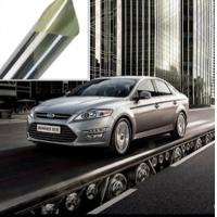 China High quality 2ply SRC plastic protective metal window tint film in 1.52*30m wholesale