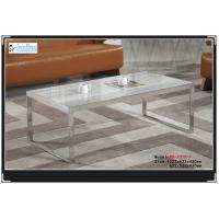 China WG-7310,Temperate glass table,living room furniture wholesale