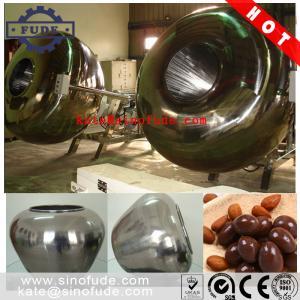 China chocolate coating pan wholesale