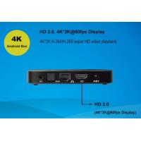 China H.265/H.264 Amlogic S905W 1080Px2 HDMI 2.0 High Definition Vedio Output wholesale