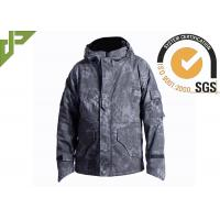 China Typhon Waterproof Military Tactical Jackets For Shooting 65% Polyester 35% Cotton wholesale