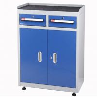 China Professional Movable Metal Tool Cabinet On Wheels , Roller Cabinet Tool Box wholesale