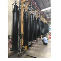 China Double Acting Telescopic Cylinder Long Term Strong Steady Supplying Ability on sale