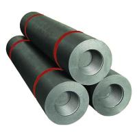 China UHP 300/350/400/450/500/550/600 Graphite Electrodes for arc furnace China manufacturer on sale