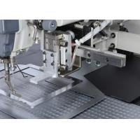 China Lightweight Chain Stitch Embroidery Machine , Cross Stitch Sewing Machine For Clothes wholesale