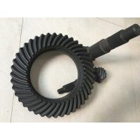 China Hypoid Spiral crown bevel gears , High Precision Forging ring gear and pinion gear wholesale