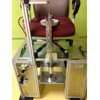 China BIFMA X5.1 Furniture Testing Equipment Office Chair Seat Forward Stability Test Chamber on sale