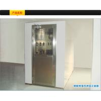 China Modular Personnel Air Shower Cold Steel 99.995% wholesale