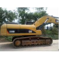 China 325D caterpillar used excavator for sale track excavator 325DL. 330D wholesale