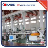 Drip Tape Extrusion Machine with flat Emitter KAIDE extruder