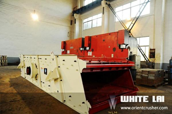 Quality Vibrating Shaker Screen (3YK-1245) for sale