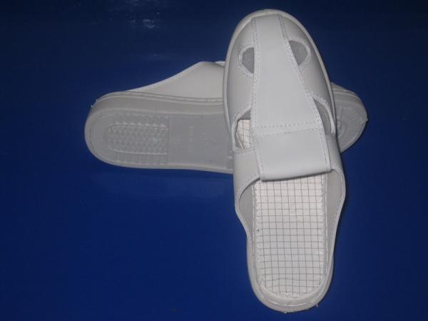Quality Cleanroom Antistatic Four Hole Shoes for sale