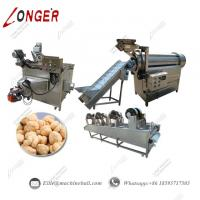 China Automatic Chickpeas Processing Line Automatic Chickpeas Production Line  Hot Sale Chickpeas Making Machine wholesale