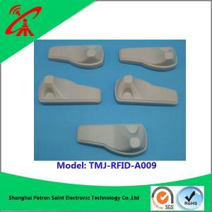 China 58KHZ am soft label and UHF RFID label inside RFID tagclothing uhf rfid tag AM/RFID Combination eas hard Tag on sale