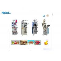 China Automatic Vertical Liquid Packaging Machine Stainless Steel Strong Expansion Function wholesale
