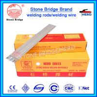 China Carbon Steel Welding Electrode for Welding On Thin Plates wholesale