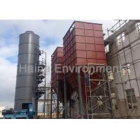 Pulse Bag Filter Dust Collector , Industrial Replacement Bag Dust Collector