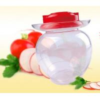 China 500ml-5L Pickles pickle jar Food grade storage tank pet plastic bottles enzyme barrels wholesale