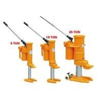 China 10 Ton High Lift Hydraulic Jack With Protected Against Overloading CE  , Removable Pump Lever wholesale