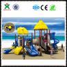 China Playground Outdoor Children Outdoor Playgroud for Garden  QX-004B wholesale