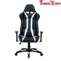 China Executive High End Gaming Chair , Light Weight Racing Reclining Office Chair wholesale