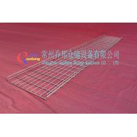 China Powder Coated Mesh Tray Basket Cable Tray For Indoor Use Between 6 And 10 Microns Thick wholesale