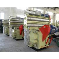 Quality Stainless Steel Feed Milling Machine Equipment With Ring Die Pellet Mill for sale