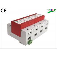 China CE Approved 100kA Type 1 Surge Protection Device For Electrical Panel Protection wholesale