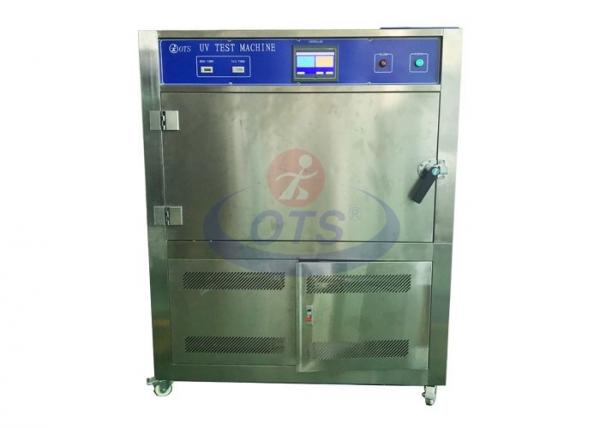 Quality 280 - 400nm Climatic Test Chamber , UV Test Chamber Stainless Steel Body Materials for sale