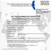 Shenzhen JIALIKE Electronic Company Ltd. Certifications