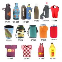 China whole sale nice quality neoprene beer holder cooler wholesale