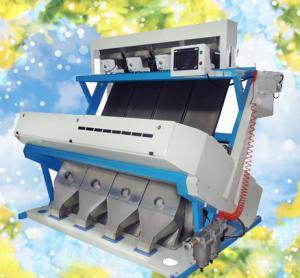 China Opto CCD quartz sand color sorter machine wholesale