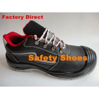 China Cheap Work Safety shoes Men Steel Toe Safety Shoes on sale