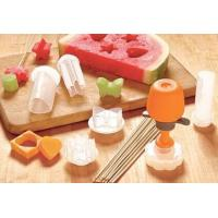 Buy cheap Fruit Decoration Small Kitchen Tools White DIY Birthday Gifts 10 pcs Kit CIQ from wholesalers