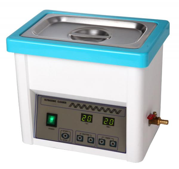 Quality Powerful Digital LCD display Dental ultrasonic cleaner 5 litre CE certificate for sale