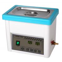 China Powerful Digital LCD display Dental ultrasonic cleaner 5 litre CE certificate wholesale