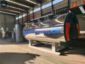 China Factory Price Industrial Packaged Steam Boiler For Drying Cigarettes And Tobacco wholesale