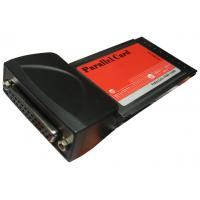 Buy cheap PCMCIA to Parallel 1 - Port Controller Card from wholesalers