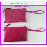 PU leather purse for girl,  small leather purse, measure 18cmL x 11cmH