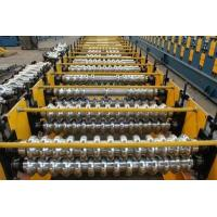 China 988 Type High Speed Corrugated Roll Forming Machine With Remote Control wholesale