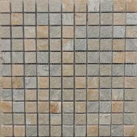 China Good price of slate meshed mosaic tile for wall cladding wholesale