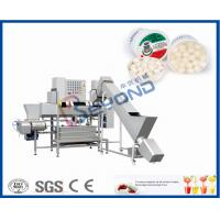 China Butter / Cheese Processing Plant Cheese Making Equipment , 20000L/D Mutifuntional Cheese Processing Equipment wholesale