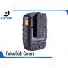 China Ambarella A7 Portable HD Body Camera , IR Night Vision Police Officer Body Camera wholesale