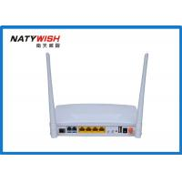 China 600MHZ CPU GPON Wireless Router Plug And Play 4 * 1000M Ethernet 2 * FXS Ports wholesale