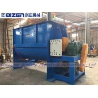 China Automatic Color Paint Mixing Machine , Spiral Fertilizer Mixing Equipment wholesale